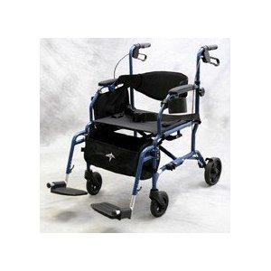 Excel Translator Rollator and Wheelchair Combo