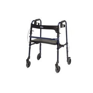 Rollite Adult Rollator - Midnight Blue